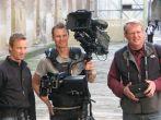 The crew in Cordoba: Johan bjerke, Jens Jansson and Bo Landin